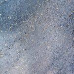 Lehm-Edelputz mit Strohzuschlag und Farbverlauf. Farbe.